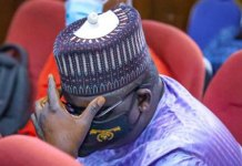 A Federal High Court in Abuja Orders The Remand Of Abdulrasheed Maina In Kuje Prison
