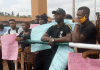 EndSARS Protesters on Monday hits streets in Osogbo capital of Osun State