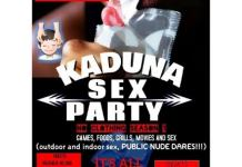 Police Arrest Organisers Of Sex Party In Kaduna