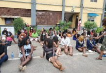 237 Clubgoers Arrested By Lagos Police For Violating COVID-19 Protocols