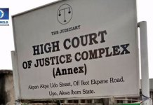 A Magistrate Court Sitting In Uyo Grants Bail To Deeper Life High School Principal And 6 Others
