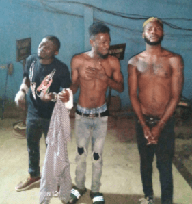 Eiye Confraternity Cult Members Arrested For Threatening To Kill A Man Who Refused To Join Them In Ogun