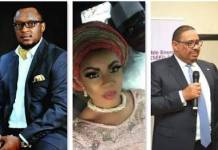 FCMB MD Adam Nuru's Wife Hauwa Packs Out Of Husband's House And May Seek Divorce