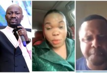 OMF Apostle Suleman Had Sex With Faith Edeko, My Wife - Pastor Mike Davids Petitions