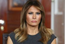U.S First Lady Melania Trump Condemns Capitol Hill Attack