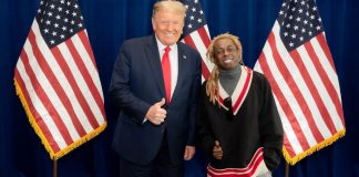 US Rapper Lil Wayne Thanks Donald Trump For Granting Him Presidential Pardon
