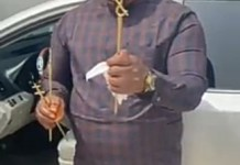 Video Of Prophet Onyeze Jesus Saying He Will Raise Dead Bodies On The 28 Of January