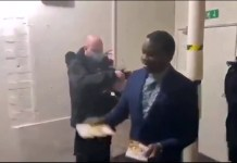 Video Of Some Policemen Sent To Inspect Christ Embassy In UK Get Rhapsody Of Realities