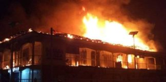 A Kaduna Based Pensioner Burns Down His House To Prevent Estranged Wife From Returning