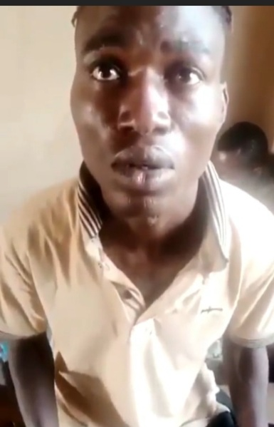 Video Of A Yahoo Boy Explaining How He Defrauds His Victims With Their SIM And BVN