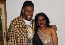 Happy Birthday To My Mum - Alex Iwobi Celebrates His Mother's Birthday And Shares Cute Photos With His Parents