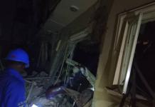 Video Of Gas Cylinder Explosion That Destroyed Properties In Alapere, Lagos State