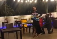 Video Of Man Proposing To His Girlfriend During A Photoshoot