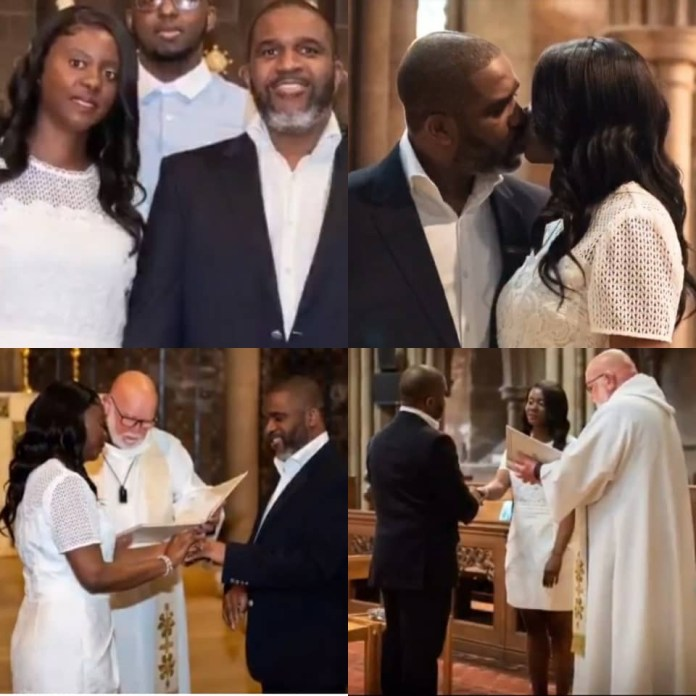 Couple remarries after 10 years of divorce