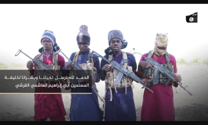 ISWAP And Boko Haram Form Alliance And Threatens Havoc Against 'Unbelievers'