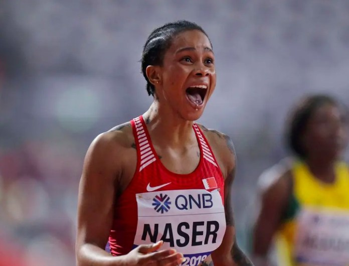 Salwa Eid Naser The World 400m Champion To Miss Tokyo 2020 After Being Handed Two-Year Ban Over Missed Drug Tests