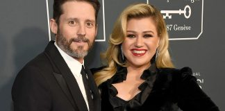 American Singer Kelly Clarkson Ordered To Pay Her Ex Husband Brandon Blackstock $200000 (N100m) Monthly In Child Support