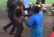 Video Of A Woman Fighting A Pastor For Trying To Lay His Hands On Her At A Church Event