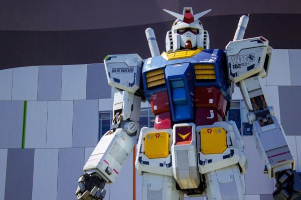 Robot in Tokyo