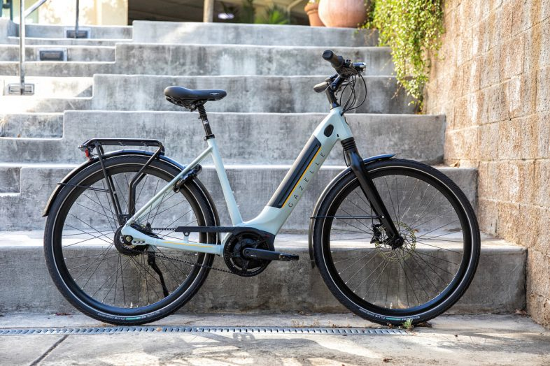The stylish Gazelle ebike is a solid purchase for summer 2021