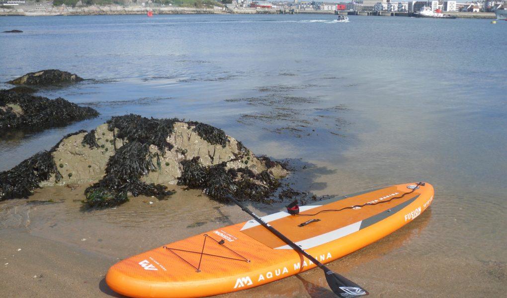 Is the Aqua Marina Fusion a paddle board you should buy?