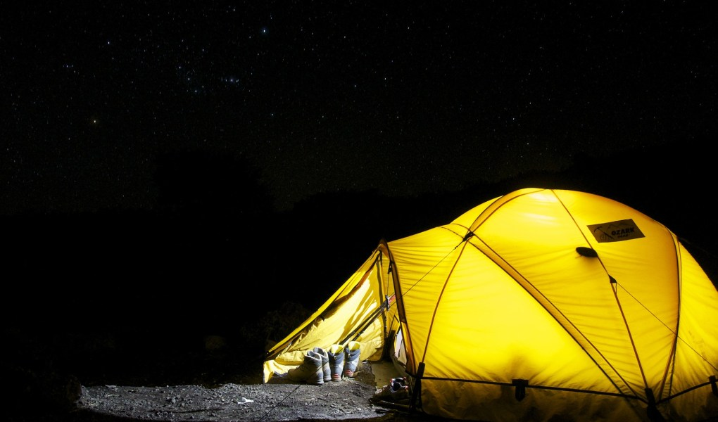 camping or glamping? which is best for you?
