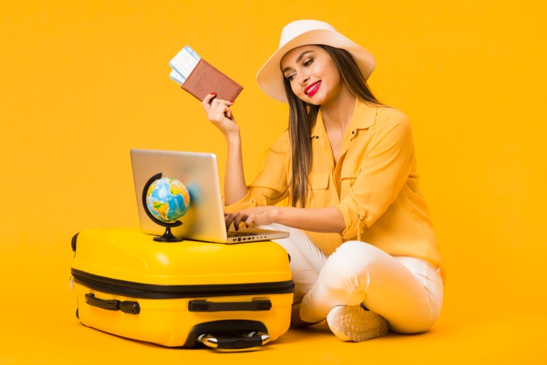 Digital nomad insurance is important if you're travelling