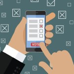Blockchain and Elections