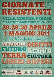 Giornate Resistenti 2011