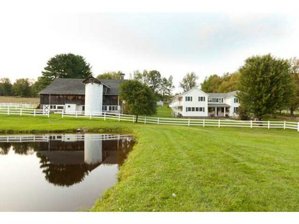 156 Bauernfeind Road Calicoon NY Luxury Equestrian Estate