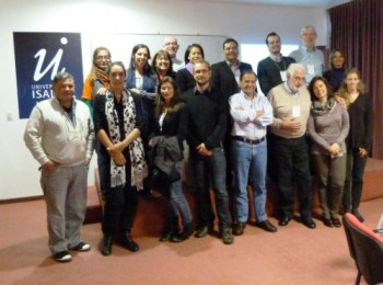 ISWA meeting, Buenos Aires