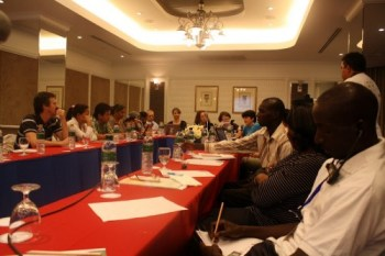 bangkok steering committee table photo