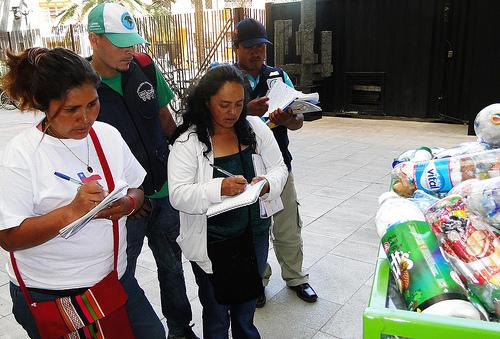 congresso de recicladores en nicaragua