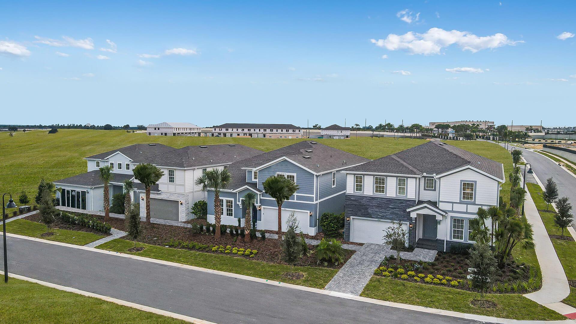Windsor Island Home Models