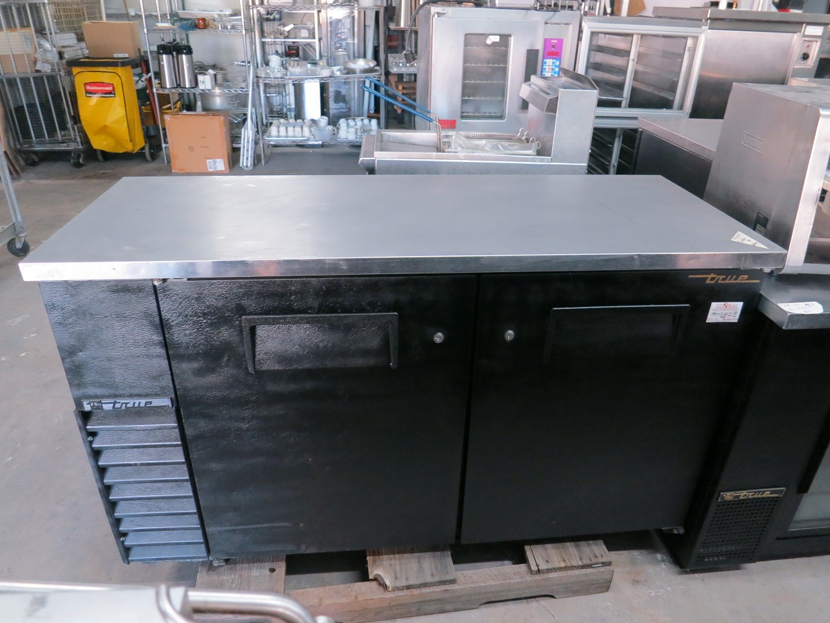 used kitchen equipment miami weber outdoor true tbb 24 60 refrigerated back bar cabinet cooler