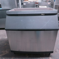 Used Kitchen Equipment Miami Seating Manitowoc S970 Ice Storage Bin For Maker Machines