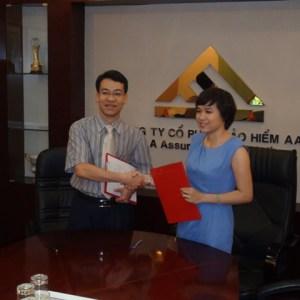 """Handshake"" of AAA Assurance with Globalsafe"