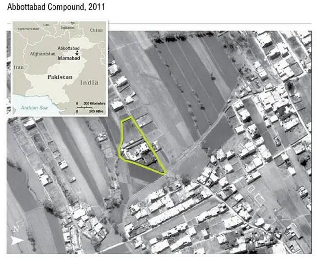 Abottabad Compound Osama Bin Laden House