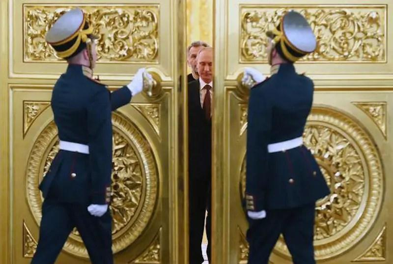 Russian Security Guard