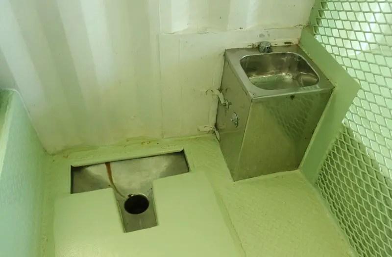 Guantanamo Bay Cuba  Camp Delta