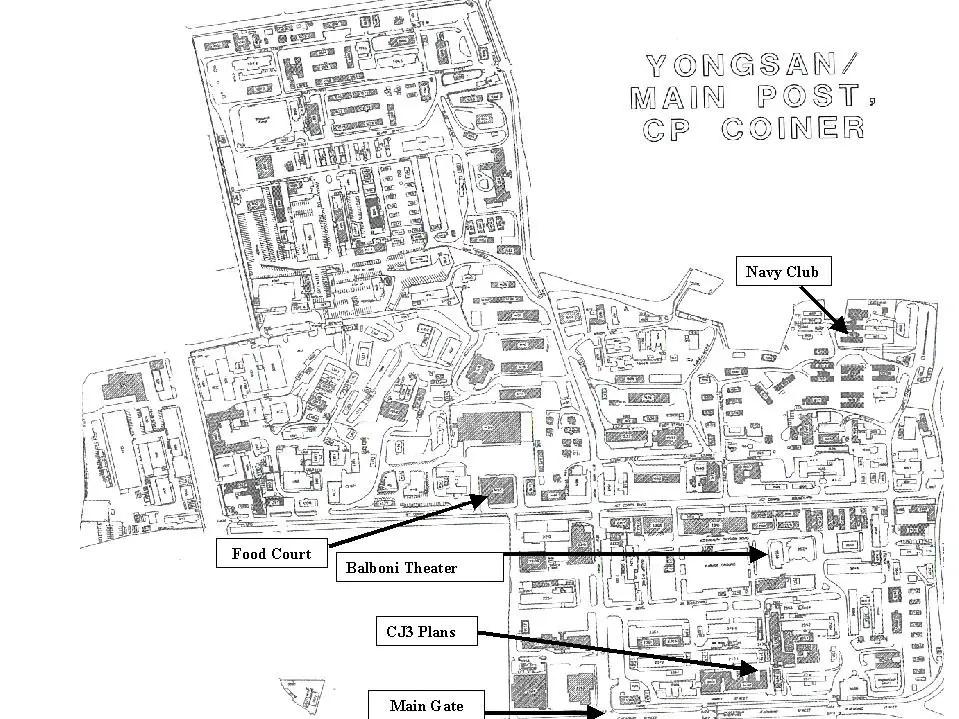 Yongsan Army Garrison