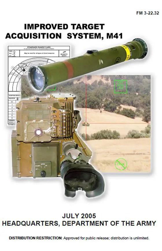 FM 32232 Improved Target Acquisition System M41