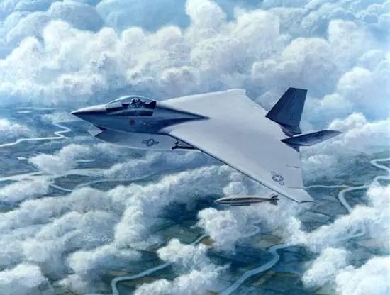 X 32 Joint Strike Fighter JSF