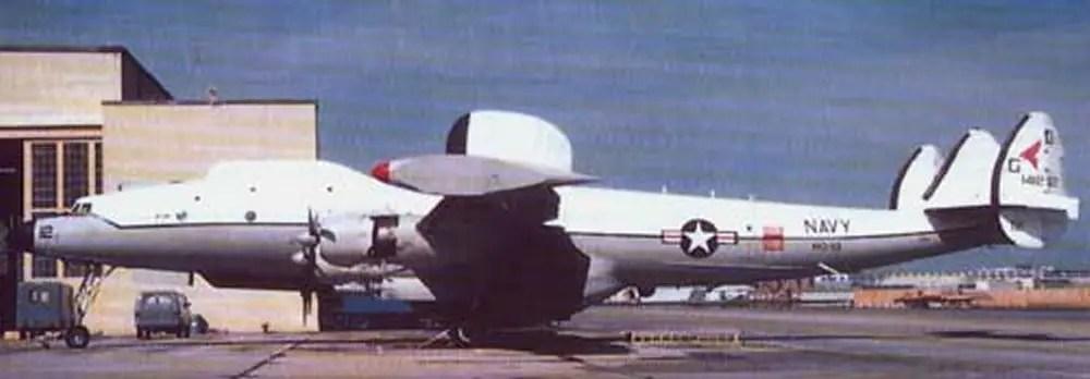 EC 121 Lockheed Warning Star