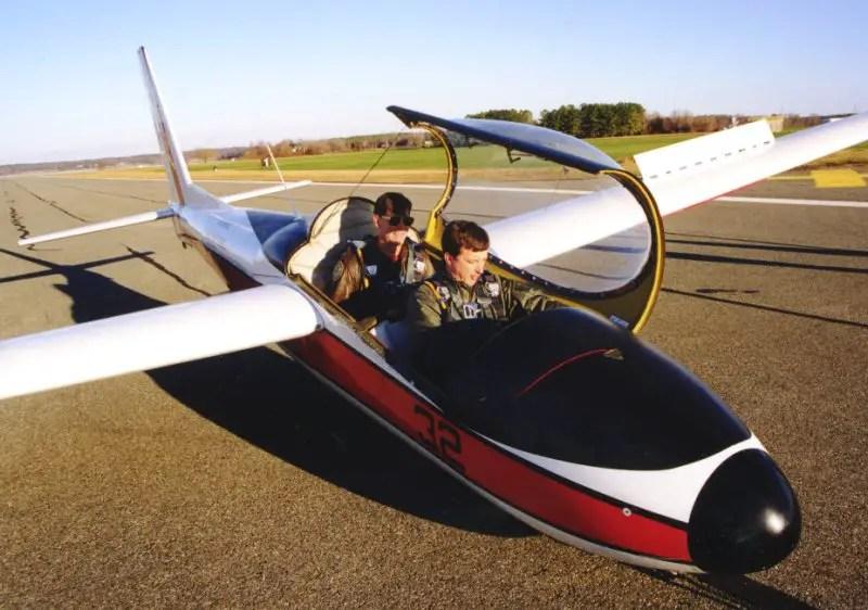 X26A Schweizer SGS 232  X26B Lockheed