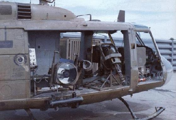 GAU2BA  Air Force M134  Army
