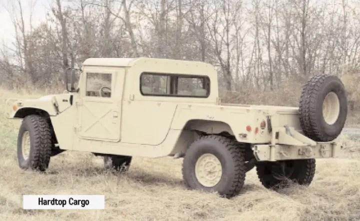 High Mobility Multipurpose Wheeled Vehicle HMMWV M998