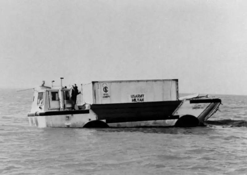 LARC  Lighter Amphibious Resupply Cargo
