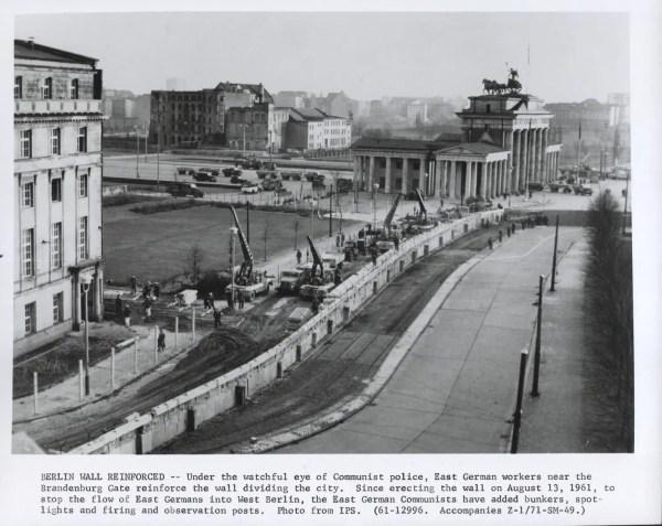 Germany Berlin Wall