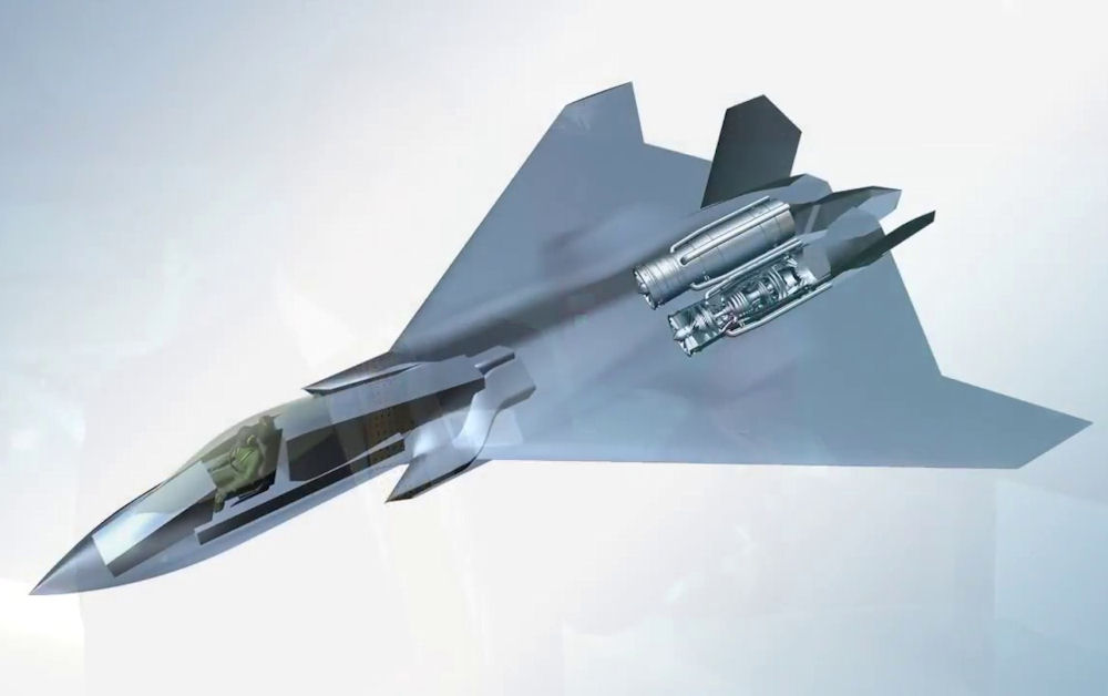 France  UK  Future Combat Air System FCAS
